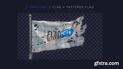 VideoHive Flag Maker 23346251