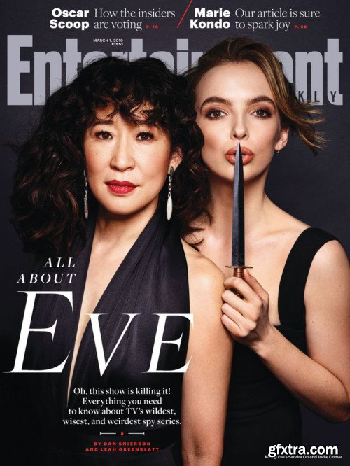 Entertainment Weekly - March 01, 2019