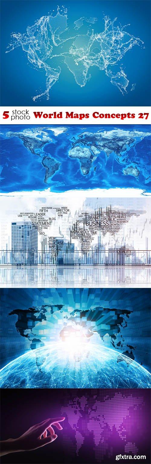 Photos - World Maps Concepts 27