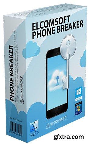 Elcomsoft Phone Breaker Forensic Edition 9.05.31064