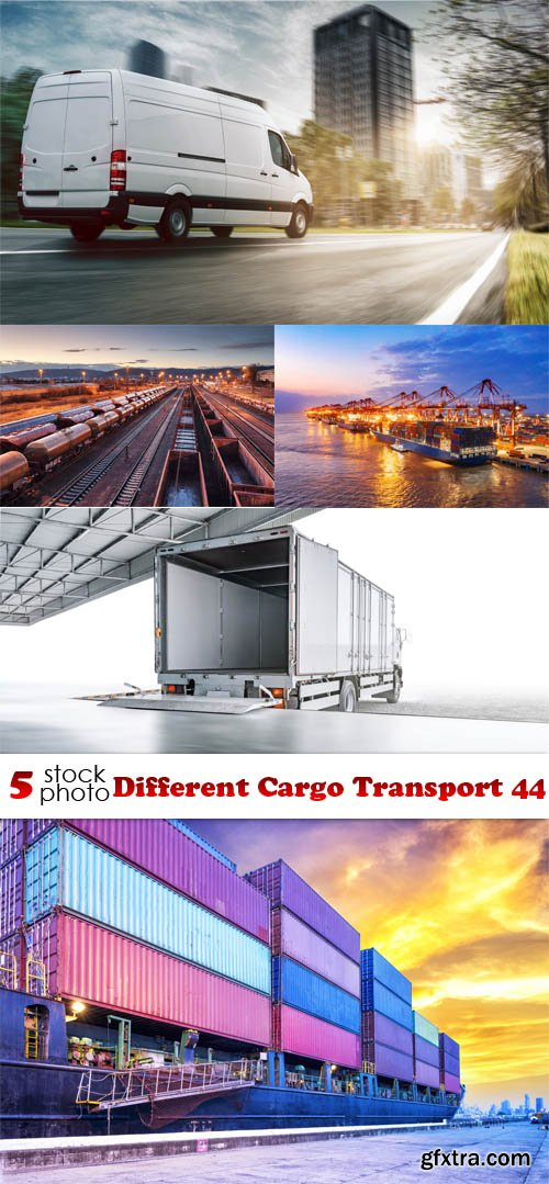 Photos - Different Cargo Transport 44