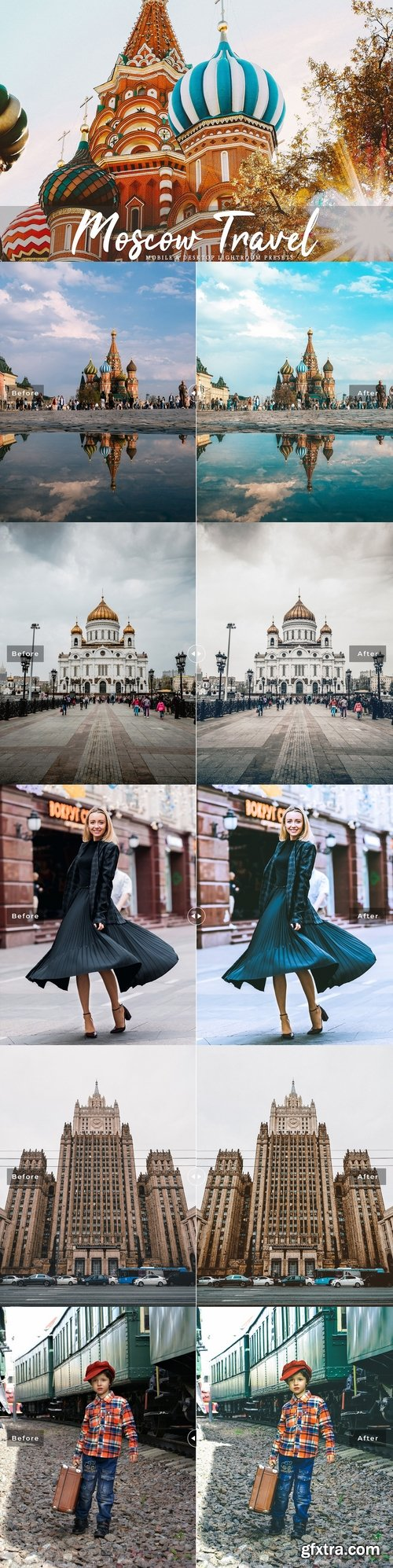 CM - Moscow Travel Lightroom Presets 3504351