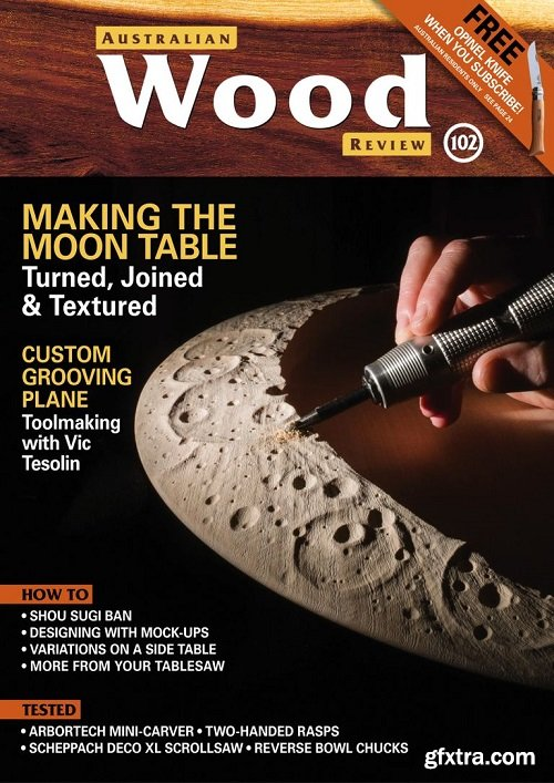 Australian Wood Review - March 2019