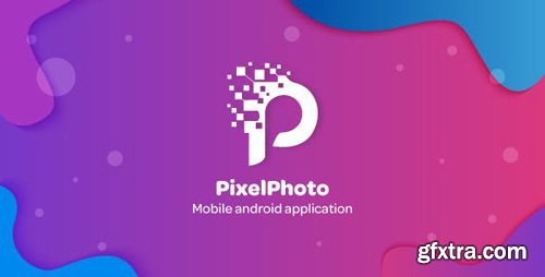 CodeCanyon - PixelPhoto Android v1.1.17 - Mobile Image Sharing & Photo Social Network Application - 23099210
