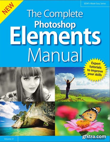 BDM's Series: The Complete Photoshop Elements Manual - 2019