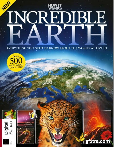Future\'s Series: How It Works: Book of Incredible Earth 9th Edition, 2019