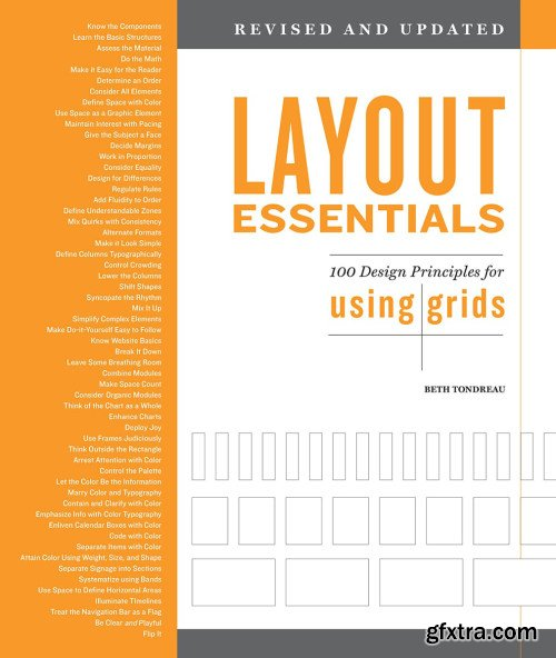 Layout Essentials: 100 Design Principles for Using Grids, Revised Edition
