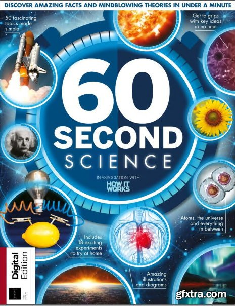 Future\'s Series: How It Works - 60 Second Science 1st Edition 2019