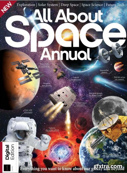 Future\'s Series: All About Space Annual Volume 6, 2019