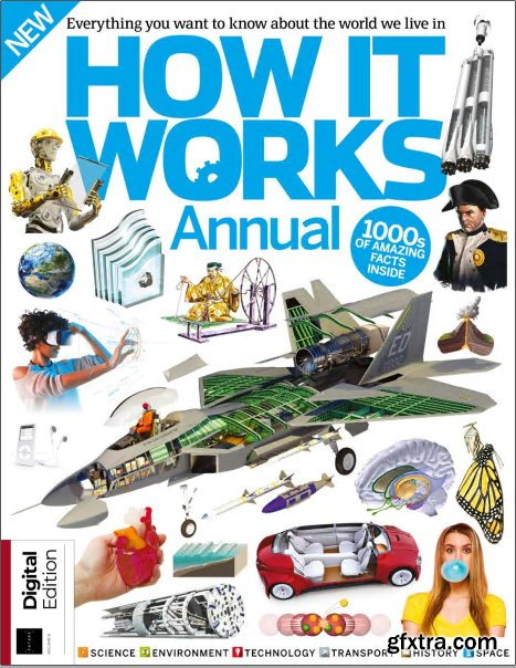 How It Works Annual Volume 9, 2019