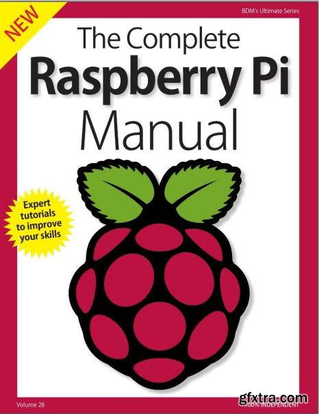BDM\'s Series: The Complete Raspberry Pi Manual Vol. 28