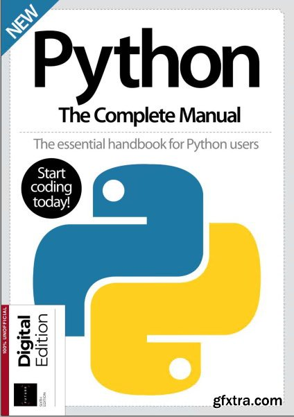 Future\'s Series: Python the Complete Manual 6th Edition 2018