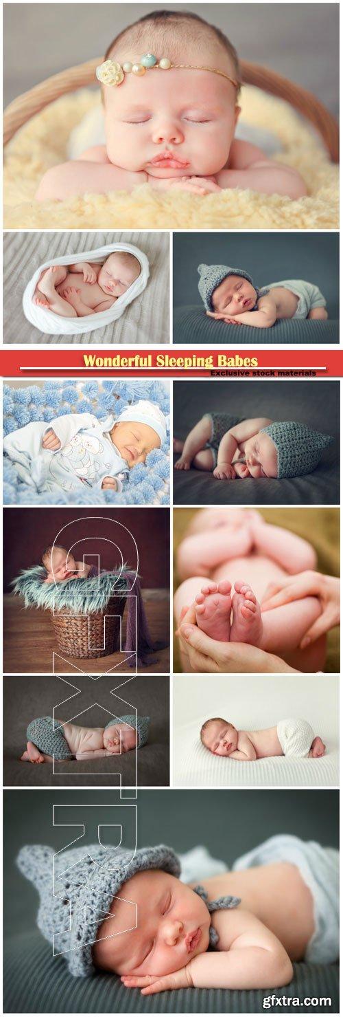 Wonderful Sleeping Babes