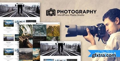 ThemeForest - MT Photography v1.2 - Eye-catching, Unique Photography WordPress Theme - 19642951