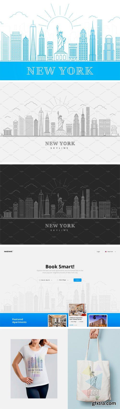 CM - New York City - Skyline 3496135