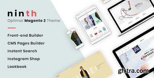 ThemeForest - Ninth v1.1.0 - Optimal Magento 2 Theme - 21241435