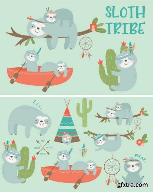 Sloth Tribe