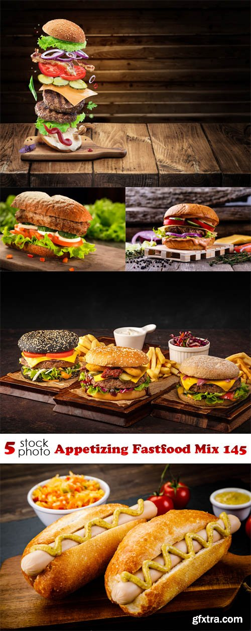Photos - Appetizing Fastfood Mix 145