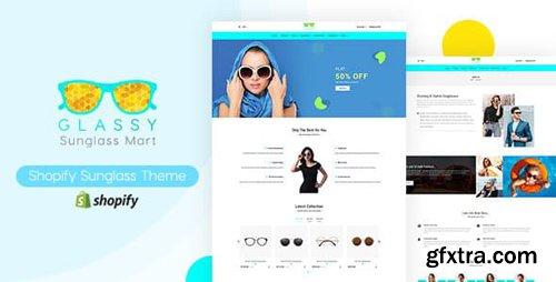 ThemeForest - Glassy v1.0 - Sunglasses, Fashion Shopify Theme - 22818632