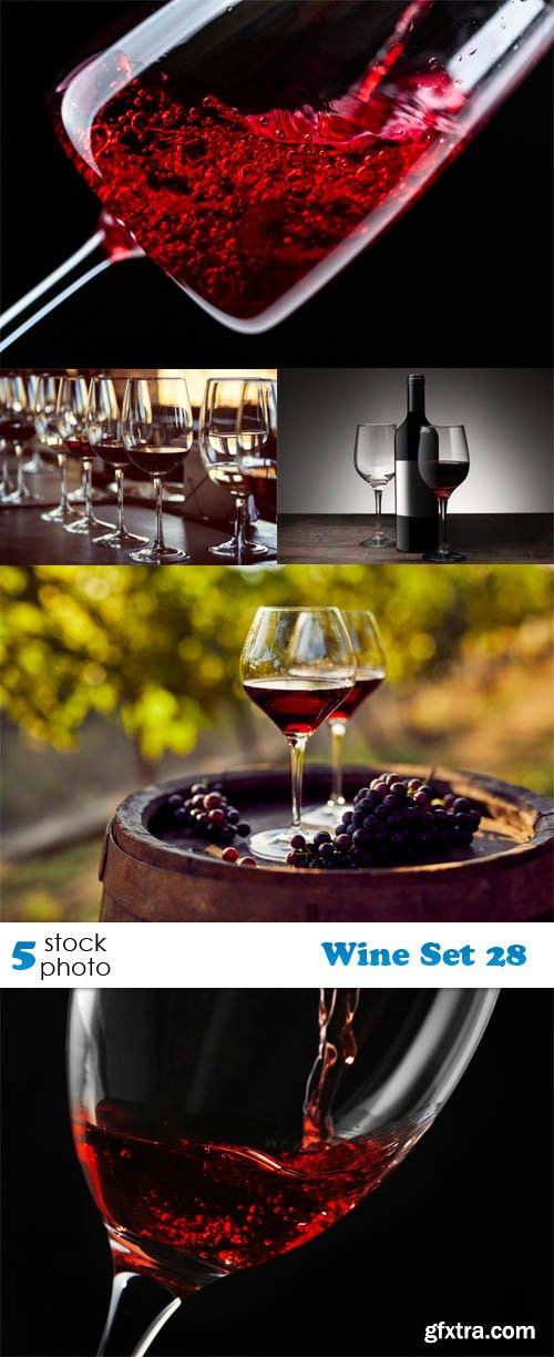 Photos - Wine Set 28