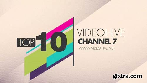 Videohive - Top 10 Package - 3773096