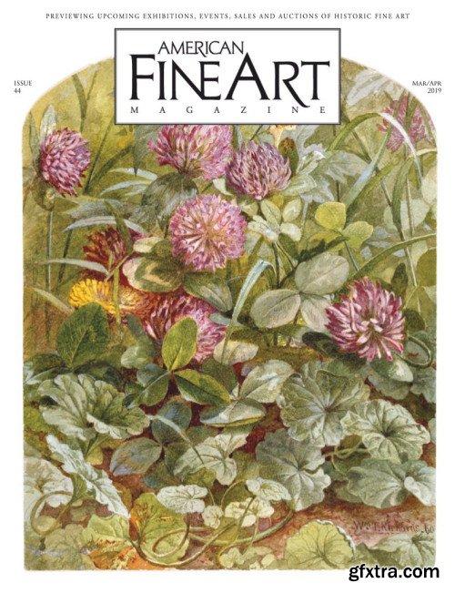 American Fine Art - March/April 2019
