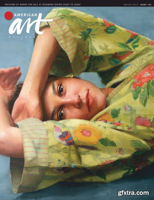 American Art Collector - March 2019