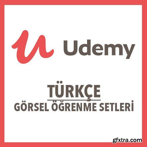 Udemy - Turkce Gorsel Ogrenme Setleri