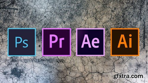 Adobe Masterclass: Illustrator, Photoshop & After Effects