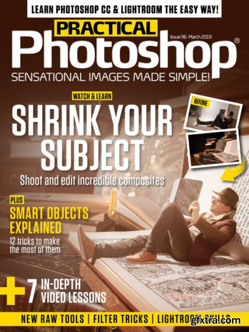 Practical Photoshop - March 2019