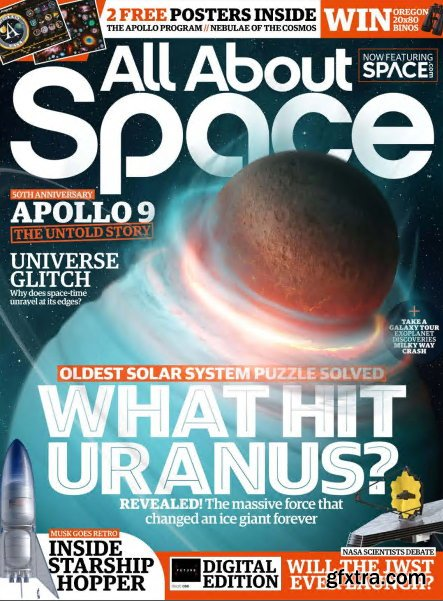 All About Space - Issue 88, 2019