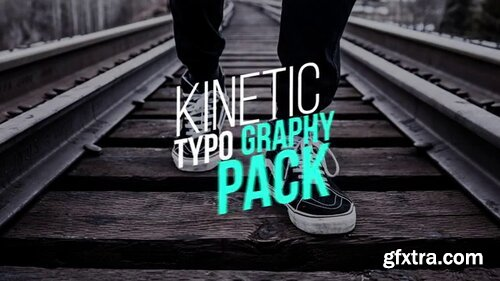 Pond5 - Kinetic Typography Pack - 091337473