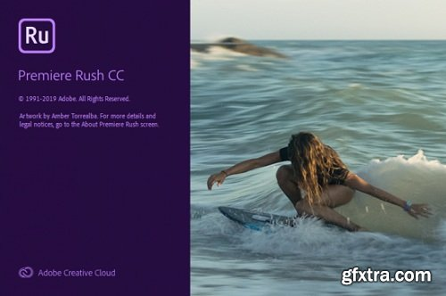 Adobe Premiere Rush CC v1.0.3 Multilingual