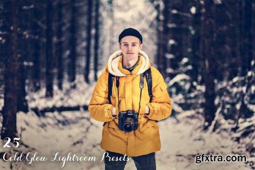 CreativeMarket - Cold Glow Lightroom Presets 3451741