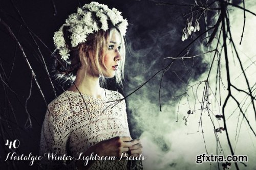 CreativeMarket - Nostalgic Winter Lightroom Presets 3451853