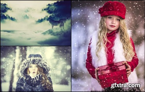 CreativeMarket - Fairy Tale Lightroom Presets 3451838