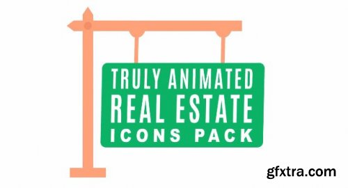 Real Estate Icons Pack 176766