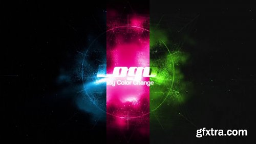 Abstract Light Logo Reveal 151697