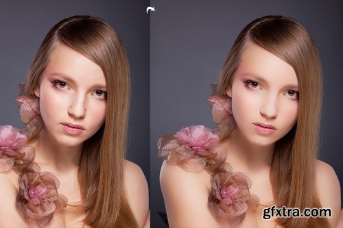 Skin Retouch v2 Photoshop Actions