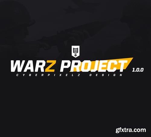 Warz v1.4 - Gaming IPS Theme