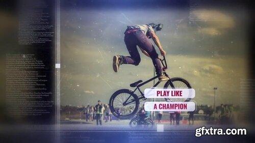 Pond5 - Cinematic Sports Slideshow - 90884344