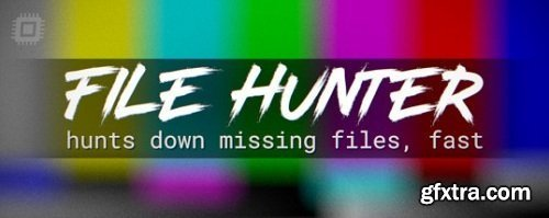 File Hunter 1.0 for After Effects