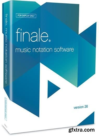 MakeMusic Finale 26.2.2.496 (x64) Portable