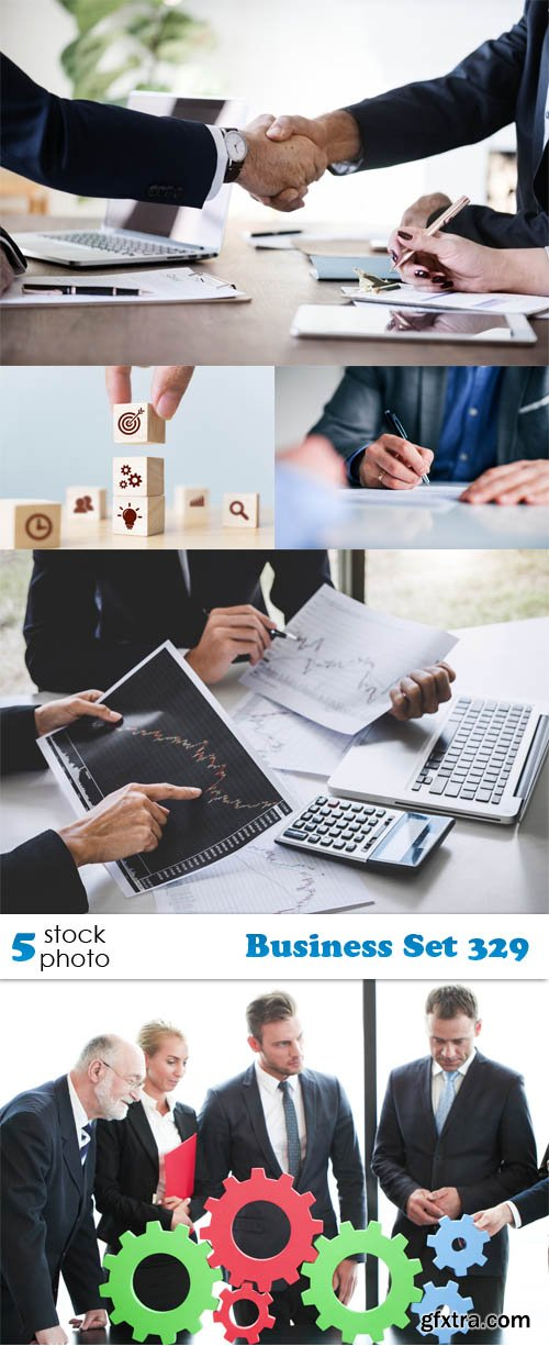 Photos - Business Set 329