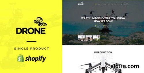 ThemeForest - Drone - Single Product Shopify Theme (Update: 9 August 16) - 16128387