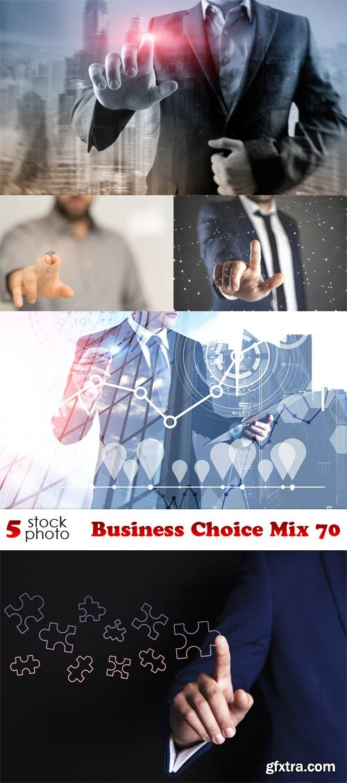 Photos - Business Choice Mix 70