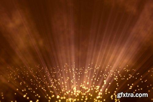 Cinematic Light Rays