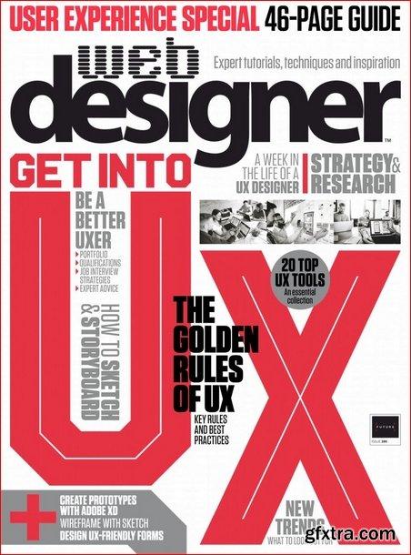 Web Designer UK - April 2019