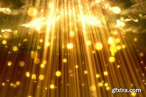 Heavenly Light Rays