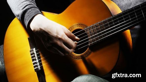 Learn Classical Guitar Technique and play \